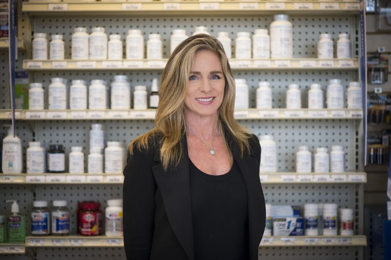 Mary, Summit Health Compounding Pharmacy owner